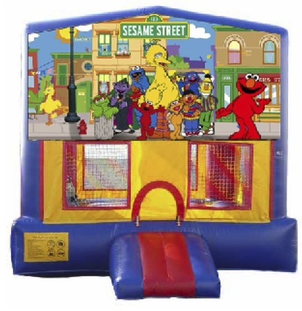 Sesame Street Elmo  $160  13x13  $175 15x15