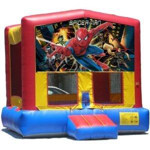 Spider Man $160   13x13  $175 15x15