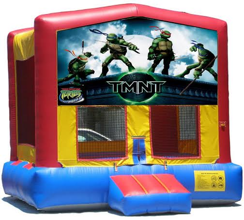 Ninja Turtles 13x13 $160