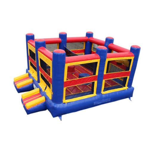4n1 Joust, Volleyball, Basketball, Bouncer 20x20 Starts @$300