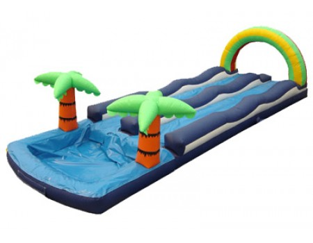 Double Lane Slip and Slide $275 36Lx10Wx10W