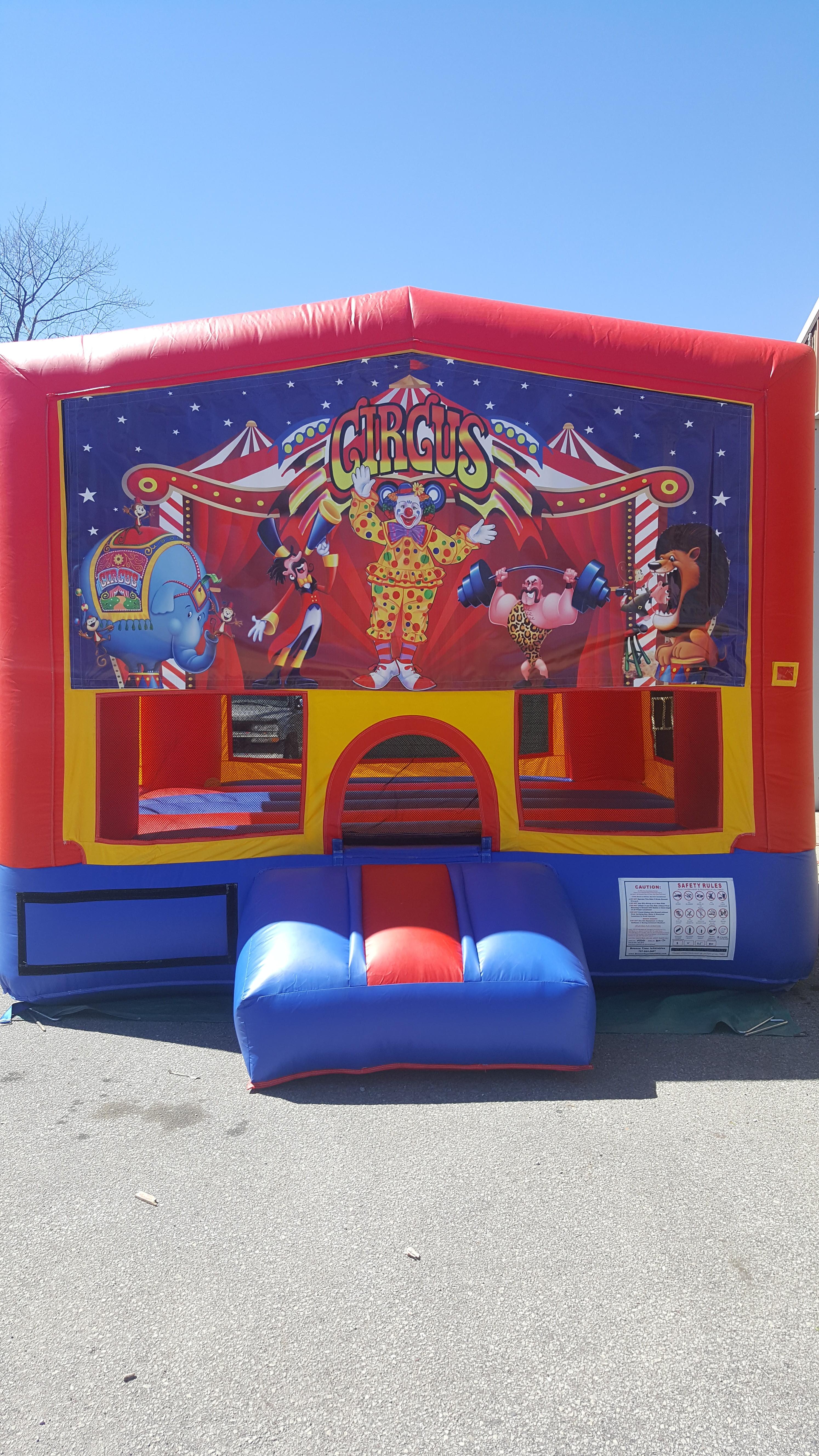 Circus $160  13x13  $175 15x15
