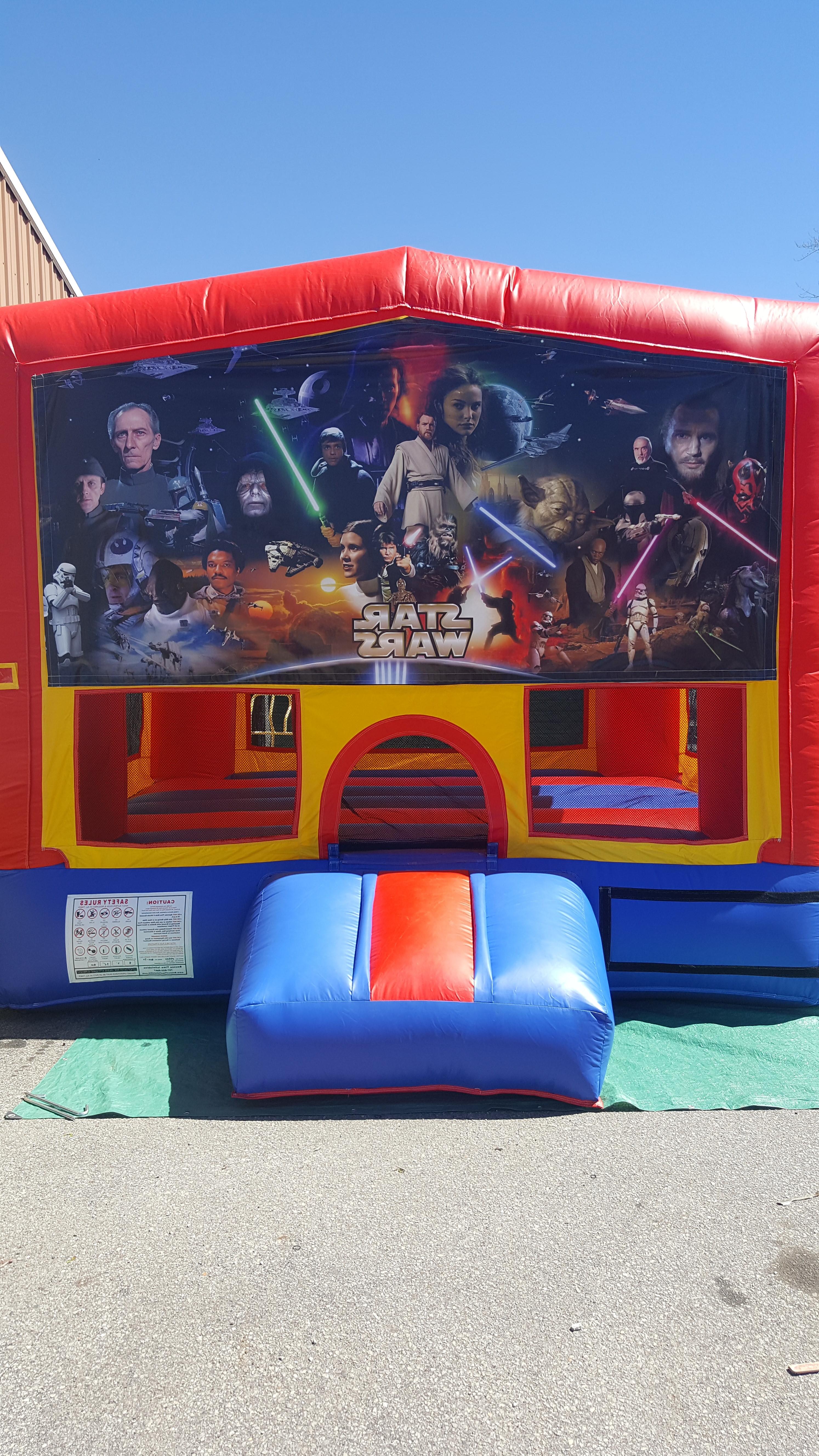 Star Wars $160  13x13  $175 15x15