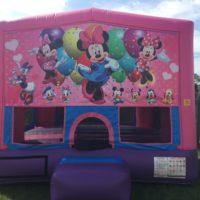 Minnie Mouse $160  13x13  $175 15x15
