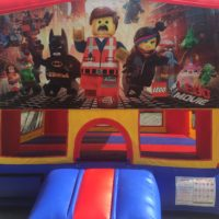 Batman and Friends Lego Movie $160  13x13  $175 15x15