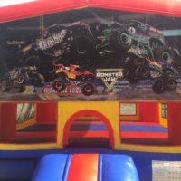 Monster Trucks $160  13x13  $175 15x15