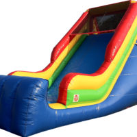 18FT Dual Lane Slide  $325    L34 x W11 x H18