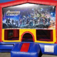 Avengers Infinity 13x13 $160  15x15 $175