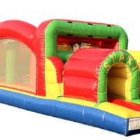 Obstacle Course 1 piece $350  L38 x W11 x H7