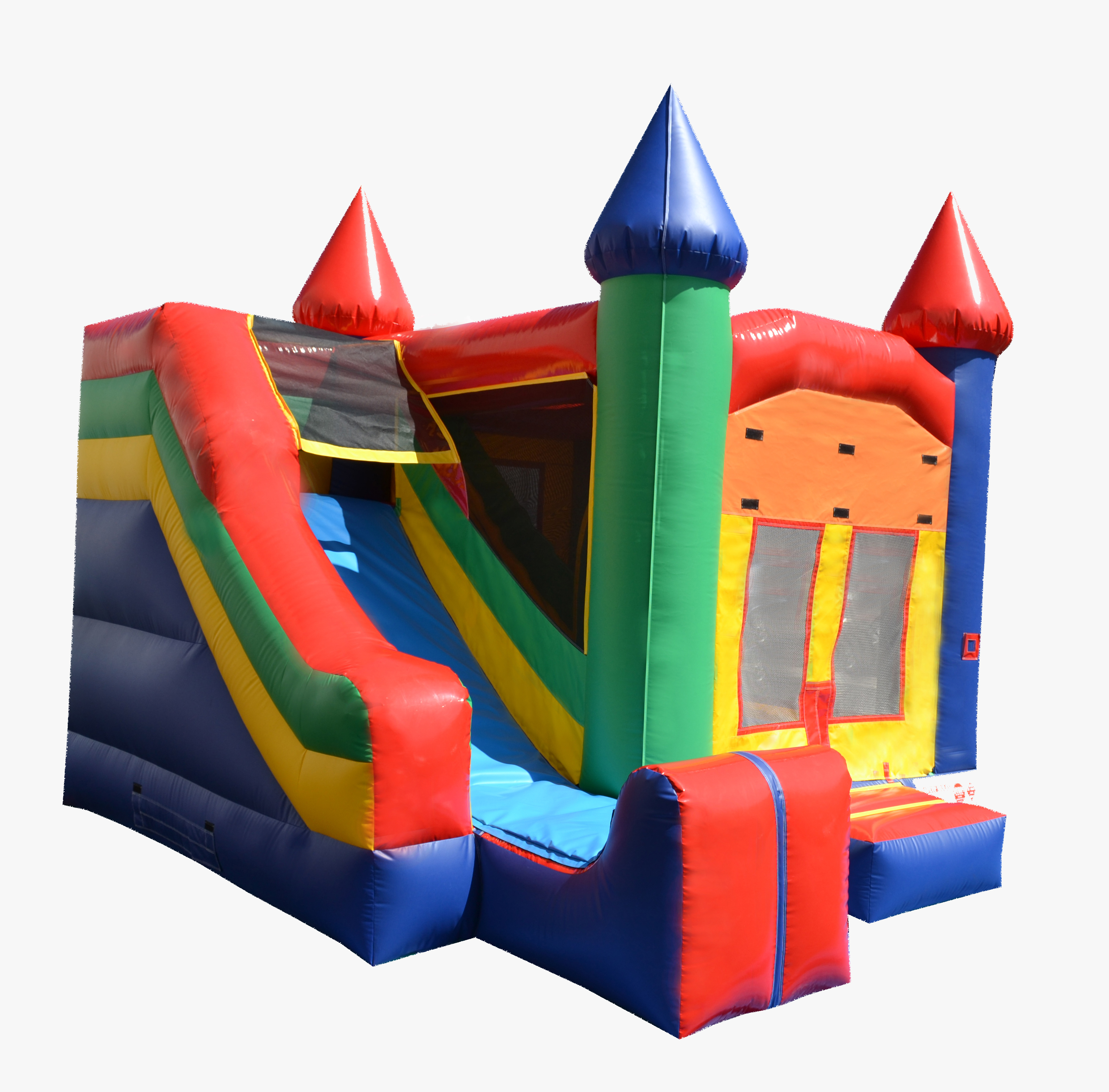 Online Payment Big Bouncy Things