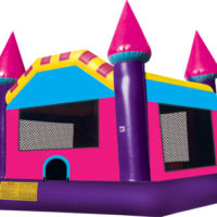 Pink Dream Castle $150 15x15x13H